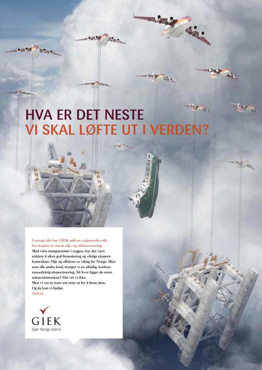 GIEK – Gjør Norge større
