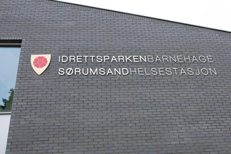 Nytt navnetrekk på bygning i Sørum kommune