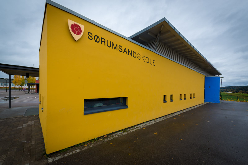 Sørumsand skole i Sørum kommune