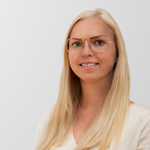 Anette H. Haug Grafikerlærling