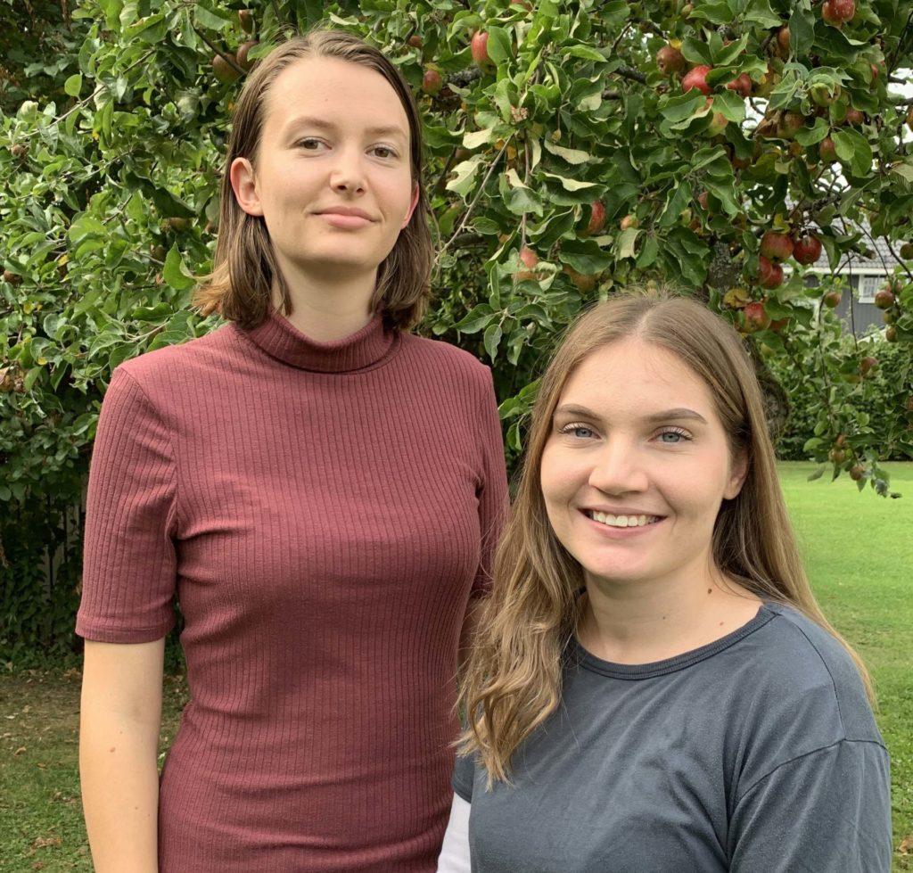 Nye lærlinger: Lisa og Boiana